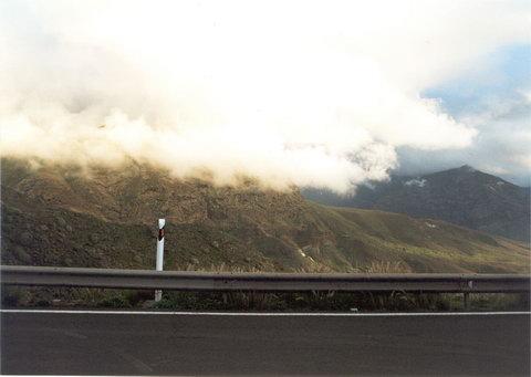 carretera hasta la aldea ecológica
