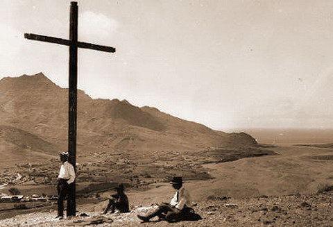 las cruces y las enramadas de mayo