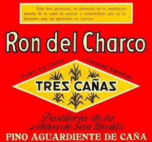 UNAS PINCELADAS SOBRE EL RON EN CANARIAS, EL ALAMBIQUE DEL CHARCO Y REFLEXIONES