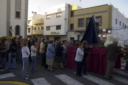 El Encuentro en La Aldea de San Nicolás