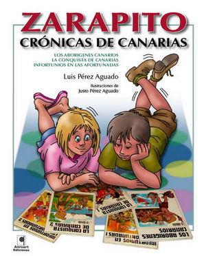 Presentación de Zarapito. Crónica de Canarias